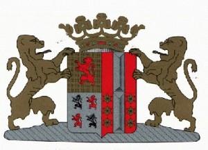 Het wapen van het voormalige Hoogheemraadschap van de Krimpenerwaard.