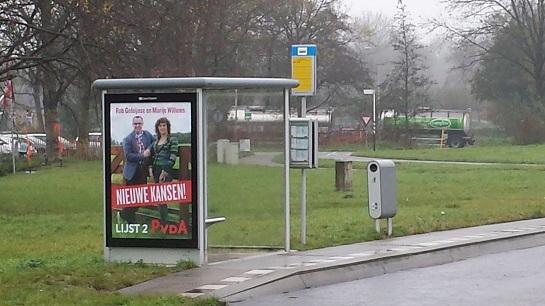 N210/Boezemweg, Lekkerkerk
